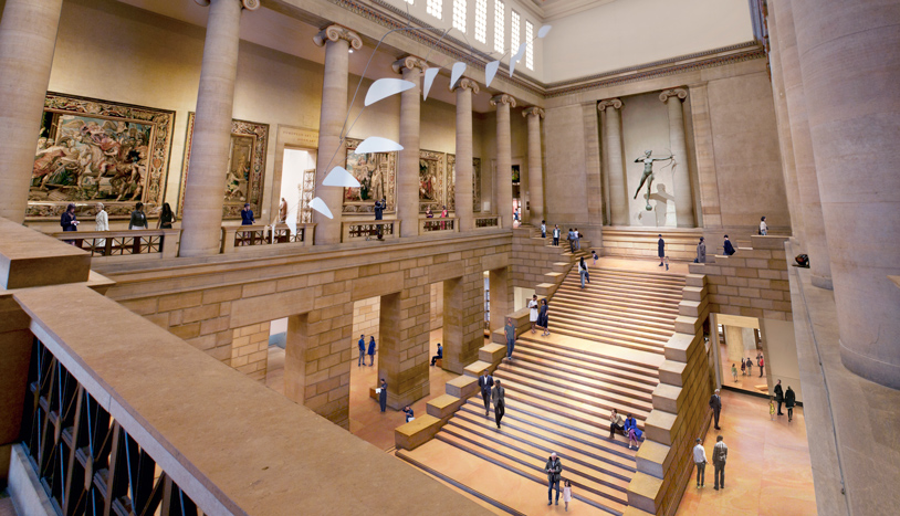 GO to Philadelphia Museum of Art Completes Major Expansion and Renovations, Built by LF Driscoll